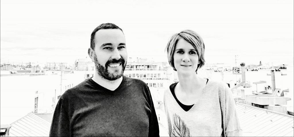 Jean-Michel Lopes et Caroline Ihler